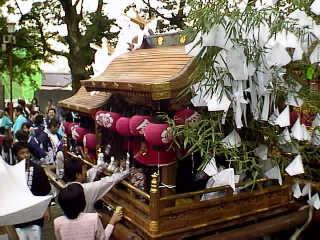 金仙寺だんじり1