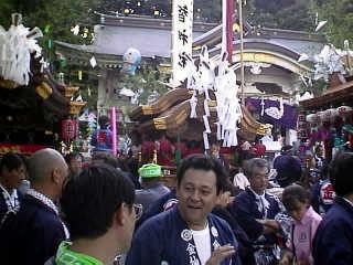 金仙寺だんじり2
