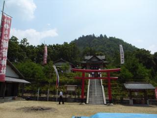 丸山稲荷神社夏祭