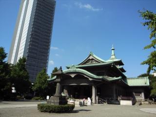 東京都慰霊堂1