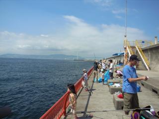 海釣り大会1