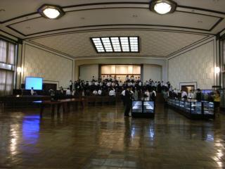 市ヶ谷記念館大講堂