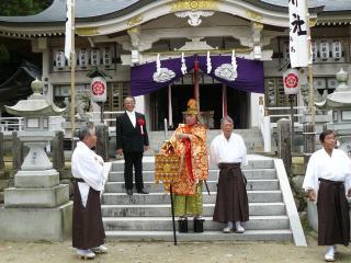平成20年例祭猿田彦