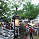 平成29年 公智神社夏祭のご案内(7/7, 7/14)