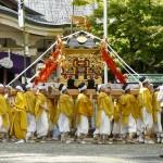 平成25年10月13日(日) 公智神社秋祭のお知らせ