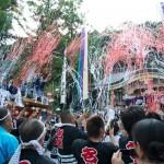 平成27年10月11日(日) 公智神社秋祭のご案内